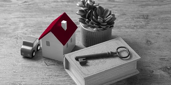 House Car Key Book - Estate Planning